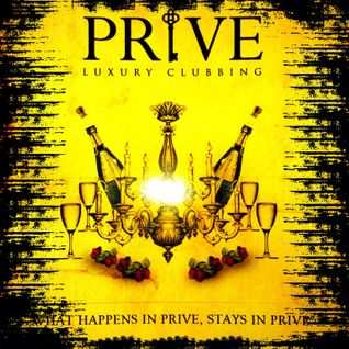 PRIVE ANNIVERSARY CD (Compiled & Mixed by Funk Avy)