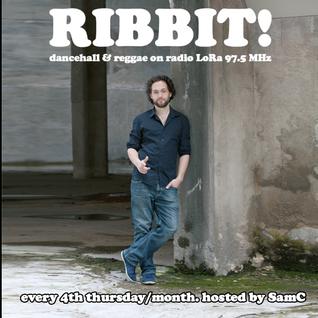 Ribbit! 04-2014