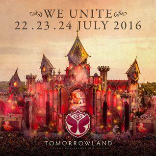 Robin Schulz - Live @ Tomorrowland 2016 (Belgium) - 23.07.2016
