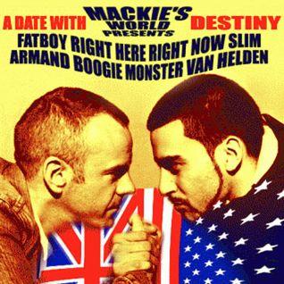 Fatboy Slim vs. Armand Van Helden Live Mix-Batle 2008