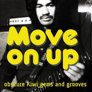 Move on up: obscure Kiwi gems and grooves mixed by Peter Mac (BaseFM)