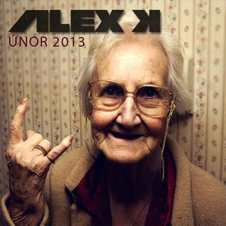 ALEX K - ÚNOR ( TECHNO MATYS LIVE ) 16/2/13´