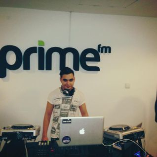 Christian Cardwell Live at the Budapest Groove Radio Show on Prime FM 01-02-2013