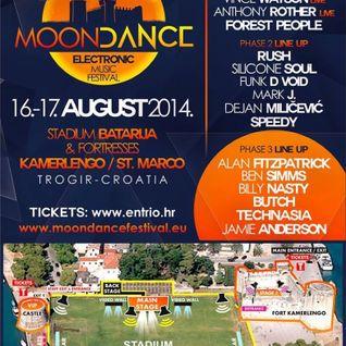 Vince Watson - Live @ Moondance Festival, Croatia