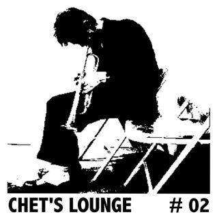 Chet's Lounge # 02 Miles Davis/Billie Holiday/Baden Powell/John Coltrane/Charlie Rouse/Chet Baker