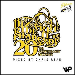 Bizarre Ride II The Pharcyde: Official 20th Anniversary Mixtape