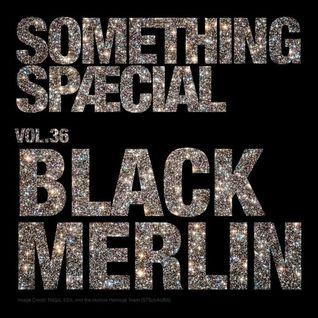 SOMETHING SPÆCIAL VOL.36 - BLACK MERLIN