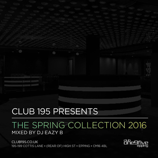 @Club195 Pres. The Spring Collection 2016 (CD2) | @DJEAZYB