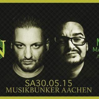 Ayako Mori DJ Set  30th May 2015 @ VISION, Aachen Germany