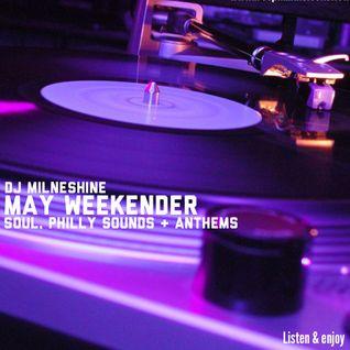 May Weekender