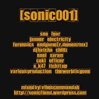 vibescommandah [sonic001] Sonic Fiend