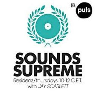 Sounds Supreme X Lady Citizen