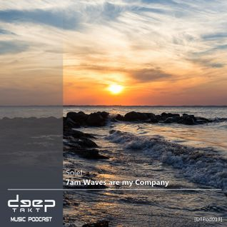 [dtpod013] Solef - 7 Am Waves Are My Company - www.deeptakt.net