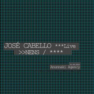 Jose Cabello (Live) @ Creating Ilussion NENS 01082015