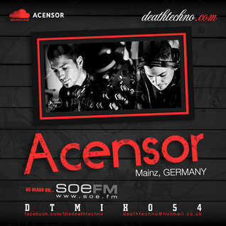 DTMIX054 - Acensor [Mainz, GERMANY]