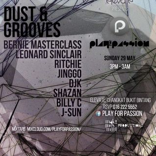 Play4Passion Dust&GroovesSet29062016