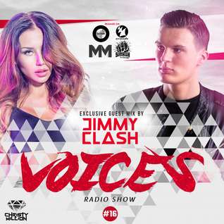 Voices #16 (EXCLUSIVE GUESTMIX - JIMMY CLASH)