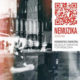 2013.08.13 - Svečias: Vidmantas Savikūra - Musique narative for NEMUZIKA