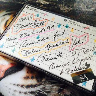 dt64 - Dance Hall - 23. Februar 1991 - Berlin Special  Vol. 1 (Tanith, Dick, Rokki, Marcos López)