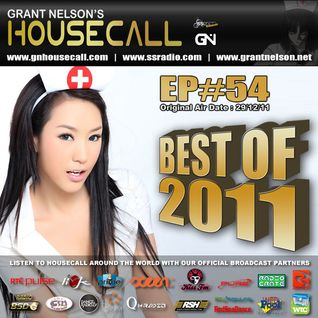 Housecall EP#54 (29/12/11) Best Of 2011 Special