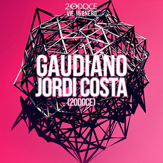 Gaudiano & Jordi Costa @ 20doce (15.01.2016)