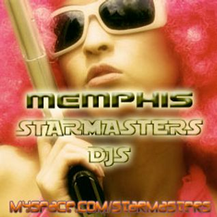 MEMPHIS GROOVES - Starmasters Rocker Remix Collection 02