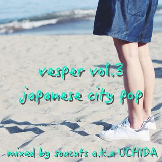 vesper vol.3 for japanese city pop