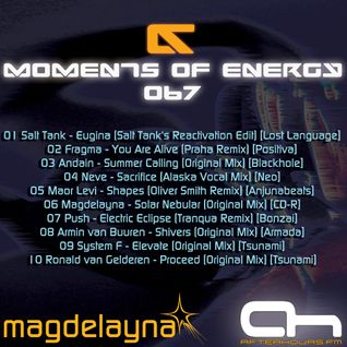 Magdelayna - Moments of Energy 067 [March 2013]
