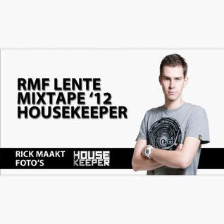 RMF Lente Mixtape '12 : Housekeeper