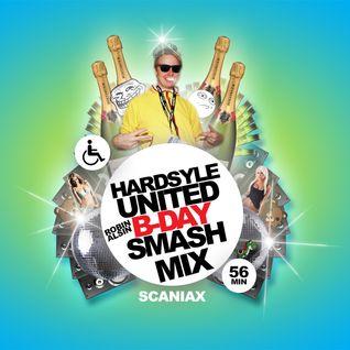 Hardstyle-United - Robin Alsins B-day Smash Mix