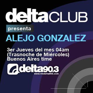 Delta Club presenta Alejo Gonzalez (22/12/2011)