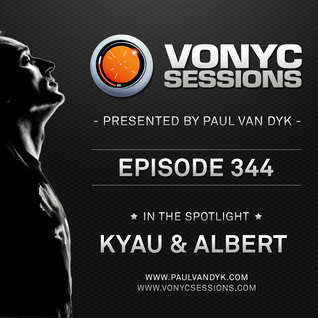 Paul van Dyk's VONYC Sessions 344 - Kyau & Albert