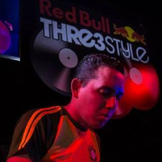 DJ Marquinhos Espinosa - Brazil - Curitiba National Final