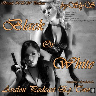 ★ AVALON ★ ☰p.TWO ★ BLACK OR WHIT☰ ★ by SlyS