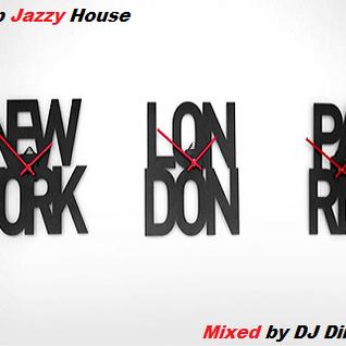 New York,London,Paris - Deep Jazzy Lounge (2012)