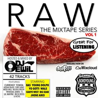 RAW The Mixtape Series Vol 1