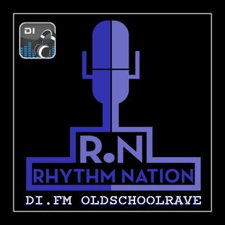 Rhythm Nation on DI.FM June 2016 - DJ-K