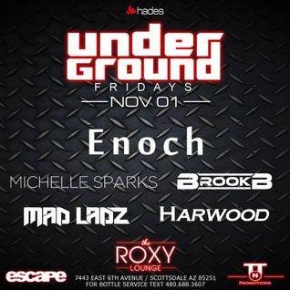 MAD_LADz: Underground Fridays Promo Mix ( DEEP HOUSE )