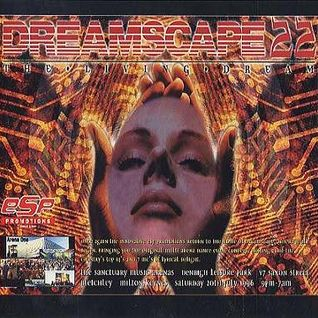 DJ Hype & MC Joe Peng Dreamscape 22 'The Living Dream' 20th July 1996