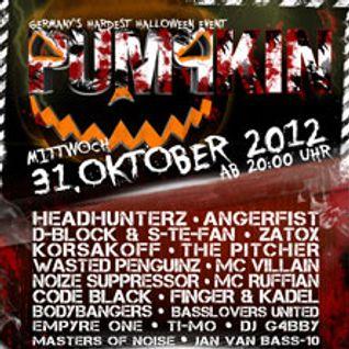 Pumpkin-Mix 2012