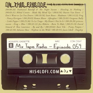 Mix Tape Radio | EPISODE 059