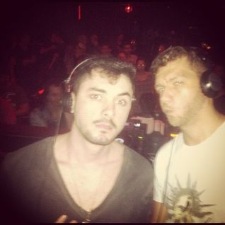 Davis & Guilherme Konnin @ D.EDGE Jul/2012