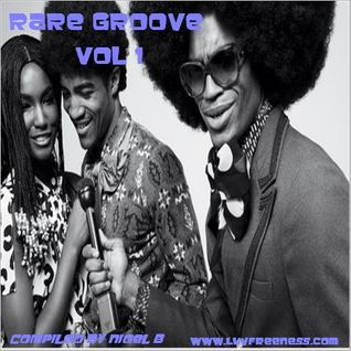 NIGEL B (RARE GROOVE 01)(FEMALE VOCALS)