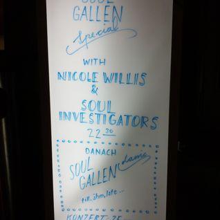 Die Herren Best, Tietz & Wempe in Soul Gallen!