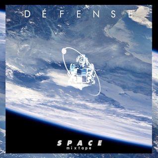DÉFENSE – SPACE – Mixtape x Frenchbeats