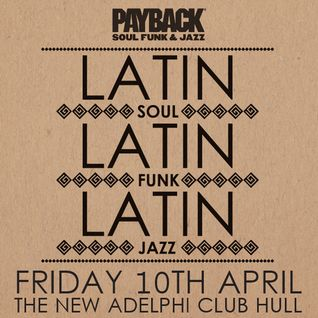 PAYBACK Soul Funk & Jazz Latin Special 2