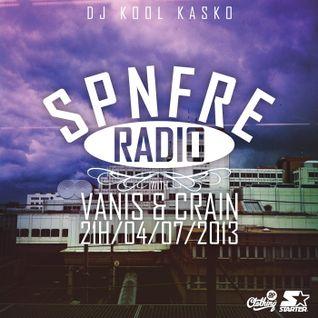 SPNFRE Radio 04/07/2013