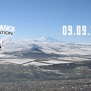 PDT - Air Trance Formation Festival @ Yutsa psydub, glitch_hop dj set (chill out area 11.09.2016)