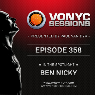 Paul van Dyk's VONYC Sessions 358 - Ben Nicky