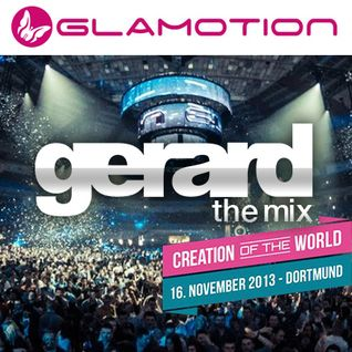 Gerard - The Mix - Glamotion 2013